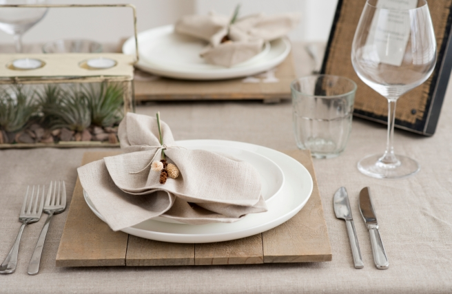 Table setting_Manners